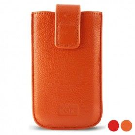 Mobile cover Leather