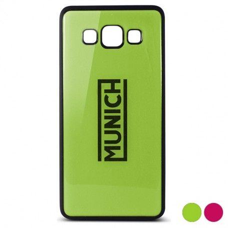Mobile cover Samsung Galaxy A3 Munich Fluor Line