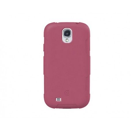 Mobile cover Samsung Galaxy S4 Griffin Flexgrip Silicone Fuchsia