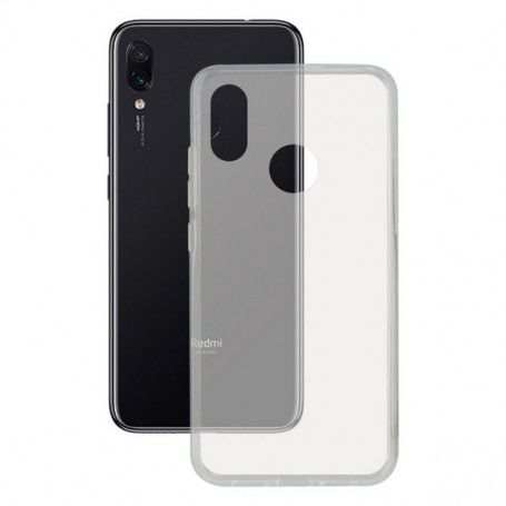 Mobile cover Xiaomi Redmi 7 Flex Transparent