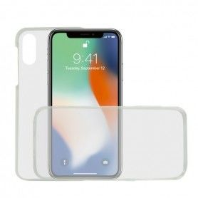 Mobile cover Iphone Xs Max Flex 360 (2 Pcs)