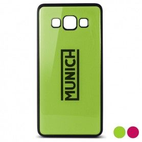 Mobile cover Galaxy A5 Munich Fluor Line