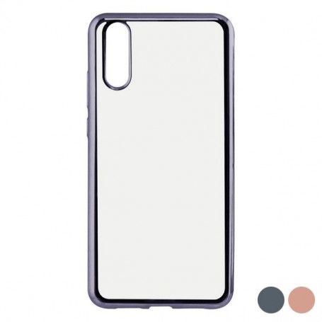 Mobile cover Huawei P20 Flex Metal TPU Flexible