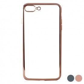 Mobile cover Iphone 7 Plus/8 Plus Flex Metal TPU Flexible