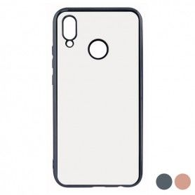 Mobile cover Huawei P20 Lite Flex Metal TPU Flexible