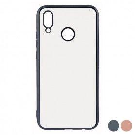 Mobile cover Huawei P20 Lite Flex Metal TPU Flexible