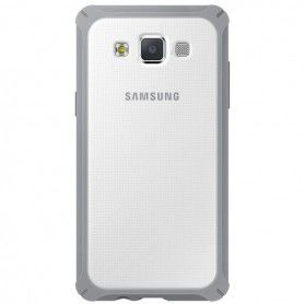 Mobile cover Samsung Galaxy A3 Transparent Grey