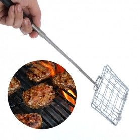 Mini Grille Extensible pour Barbecue
