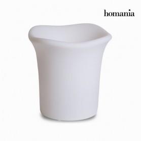 Pot avec lumière pour extérieur by Homania