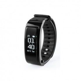 "Smartwatch 0,96"" LCD Bluetooth Black 146226"