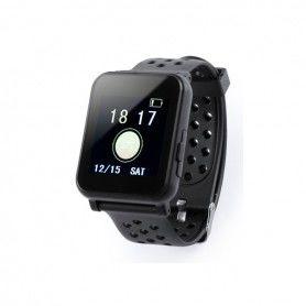 "Smartwatch 1,44"" LCD Bluetooth Black 146147"