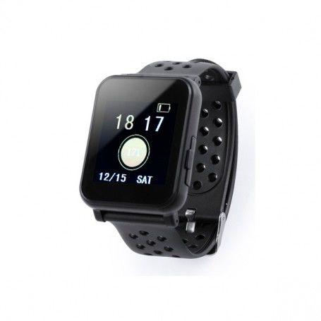 "Smartwatch 1,44"" LCD Bluetooth Black 146147"