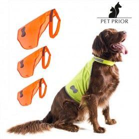 Chaleco Reflectante para Perros Pet Prior