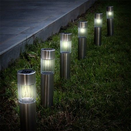 Solar lamp Stake (Pack of 6)