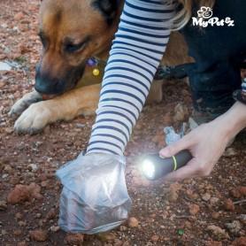 Linterna con Portabolsas para Excrementos MyPet Poop Lantern