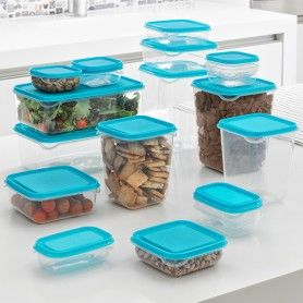 Set of lunch boxes Tb 17 Pieces