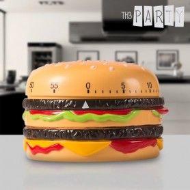 Hamburger Kitchen Timer