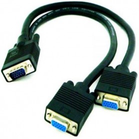 Cable S-VGA Divisor NANOCABLE 10.15.2000 45 cm