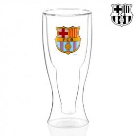 Vaso de Cerveza con Doble Fondo F.C. Barcelona