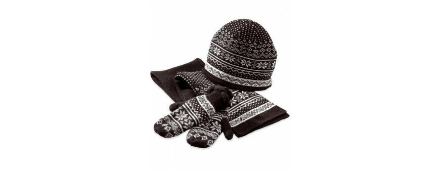 Bonnets et écharpes