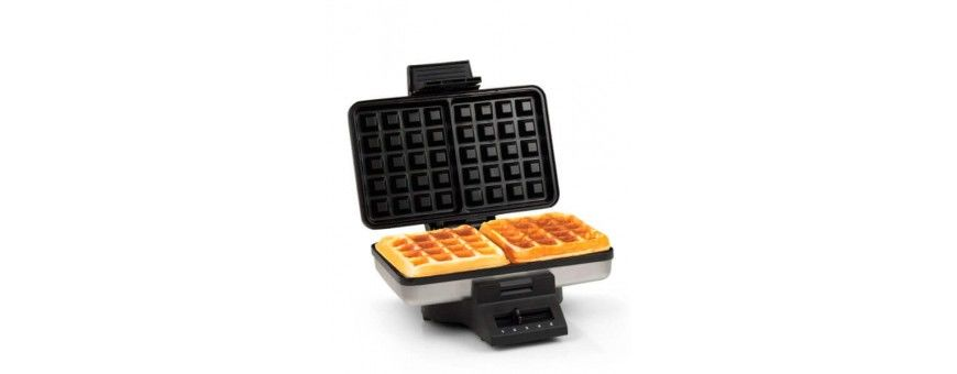 Pancake makers and waffle irons